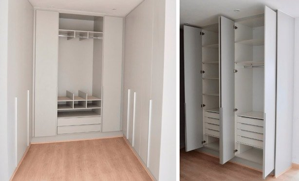 Enjoyable Bedroom Built In Cupboards European Carpenter Download Free Architecture Designs Jebrpmadebymaigaardcom